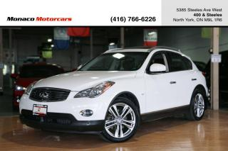 Used 2015 Infiniti QX50 3.7L AWD - BOSE|SUNROOF|360CAMERA|LEATHER for sale in North York, ON