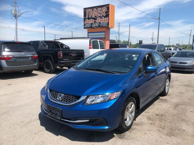 2014 Honda Civic LX*AUTOMATIC*ONLY 143KMS*CERTIFIED