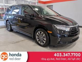 New 2022 Honda Odyssey EX-L NAVI for sale in Red Deer, AB