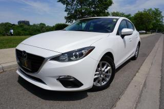 Used 2015 Mazda MAZDA3 MANUAL / GS SPORT / NO ACCIDENTS / HATCHBACK for sale in Etobicoke, ON