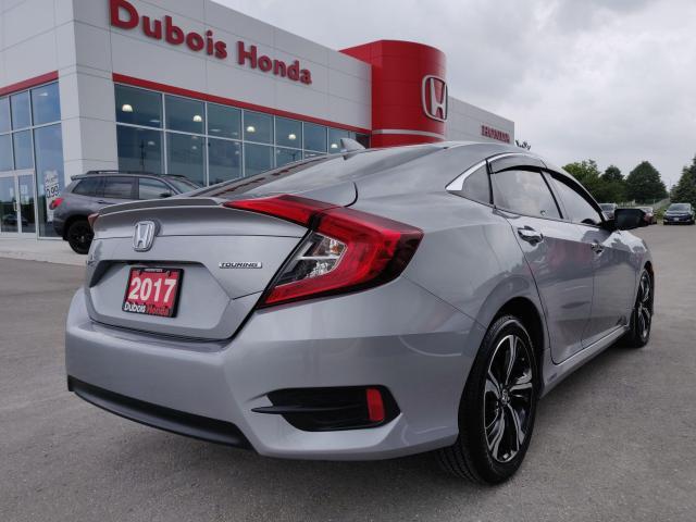 2017 Honda Civic Touring