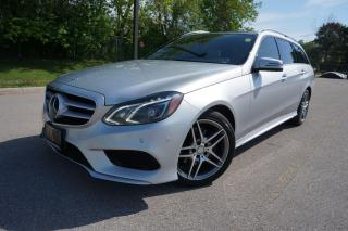 Used 2016 Mercedes-Benz E-Class 1 OWNER / NO ACCIDENTS / 7 PASSENGER /ESTATE WAGON for sale in Etobicoke, ON