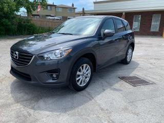 Used 2016 Mazda CX-5 GS ALL WHEEL DRIVE WITH NAVIGATION for sale in Baltimore, ON