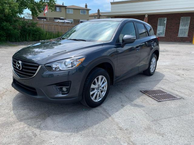 2016 Mazda CX-5 GS ALL WHEEL DRIVE WITH NAVIGATION