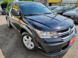 Used 2014 Dodge Journey Canada Value Pkg/7PASS/LOADED/ALLOYS for sale in Scarborough, ON