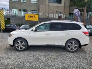 Used 2014 Nissan Pathfinder for sale in Abbotsford, BC