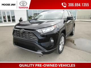 Used 2019 Toyota RAV4 LIMITED  for sale in Moose Jaw, SK