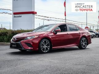 Used 2018 Toyota Camry HYBRID SE UPGRADE | PUSH BUTTON | BACKUP CAM for sale in Ancaster, ON