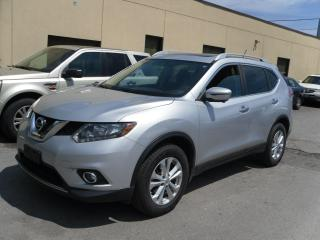 Used 2016 Nissan Rogue SV Tech for sale in Scarborough, ON