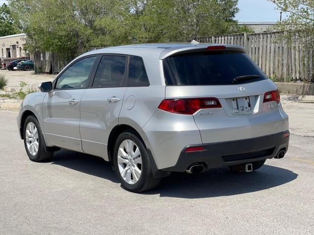 2012 Acura RDX TECH PKG AWD NAVIGATION/REAR VIEW CAMERA Photo4