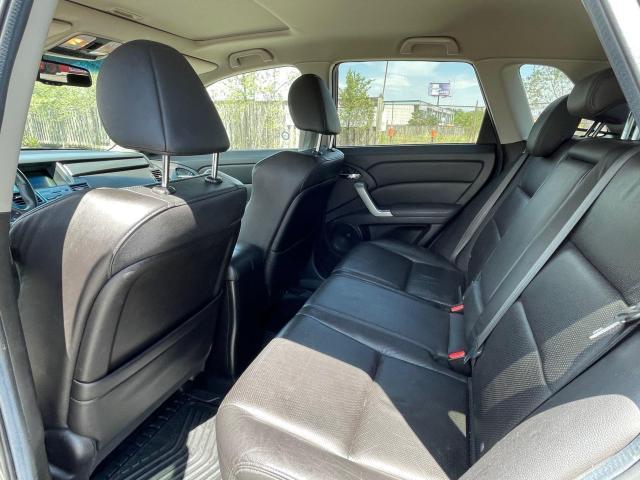 2012 Acura RDX TECH PKG AWD NAVIGATION/REAR VIEW CAMERA Photo10