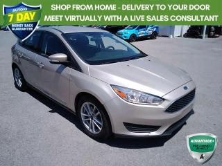Used 2017 Ford Focus | CLEAN CARFAX | ONE OWNER | HTD SEATS | HTD STEERING WHEEL | PWR DRIVER SEAT | for sale in Barrie, ON