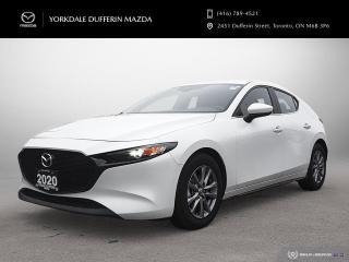 Used 2020 Mazda MAZDA3 GX 6sp ONE OWNER! for sale in York, ON