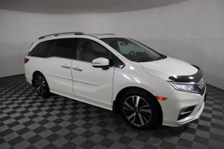 Used 2018 Honda Odyssey Touring 1 OWNER - NO ACCIDENTS | NAVI | REAR DVD | LEATHER for sale in Huntsville, ON