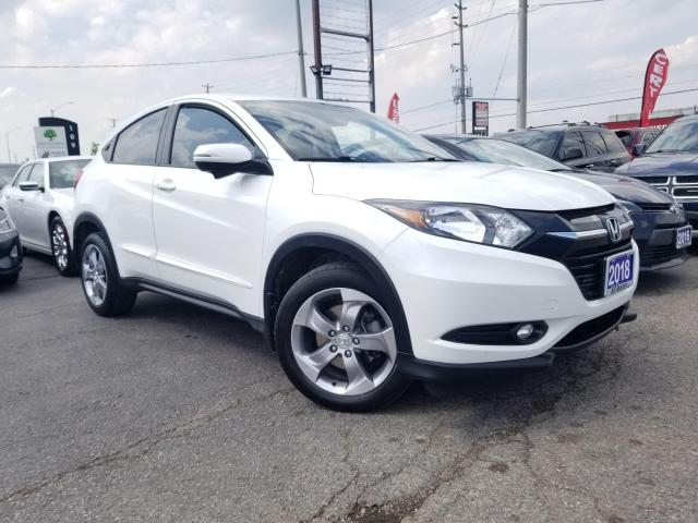 2018 Honda HR-V No Accidents   EX  AWD   Sun Roof   Certified