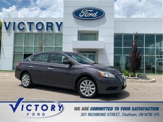 Used 2013 Nissan Sentra S for sale in Chatham, ON