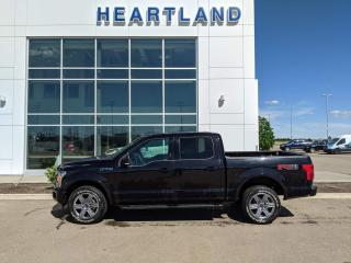 Used 2019 Ford F-150 XLT PANORAMIC SUNROOF | HEATED SEATS | REMOTE START | NAVIGATION | BACK UP CAMERA-USED EDMONTON FORD DEA for sale in Fort Saskatchewan, AB