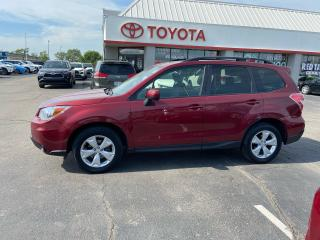 Used 2016 Subaru Forester i Touring for sale in Cambridge, ON