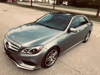 Used 2015 Mercedes-Benz E-Class E 250 BlueTEC 4MATIC for sale in Mississauga, ON
