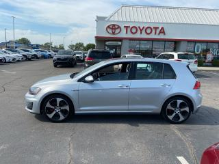 Used 2016 Volkswagen Golf Autobahn GTI for sale in Cambridge, ON