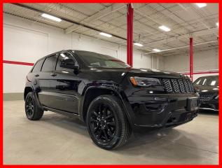 Used 2020 Jeep Grand Cherokee ALTITUDE 4X4 PROTECH SUNROOF 9 ALPINE SPEAKERS PREMIUM LIGHTING for sale in Vaughan, ON