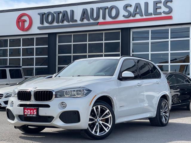 2015 BMW X5 M SPORT | EXTND WRNTY 140KM | DIESEL | 7 SEATER |