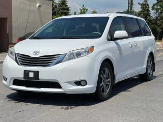 Used 2011 Toyota Sienna XLE Leather/Sunroof /Camera/7 Pass for sale in North York, ON