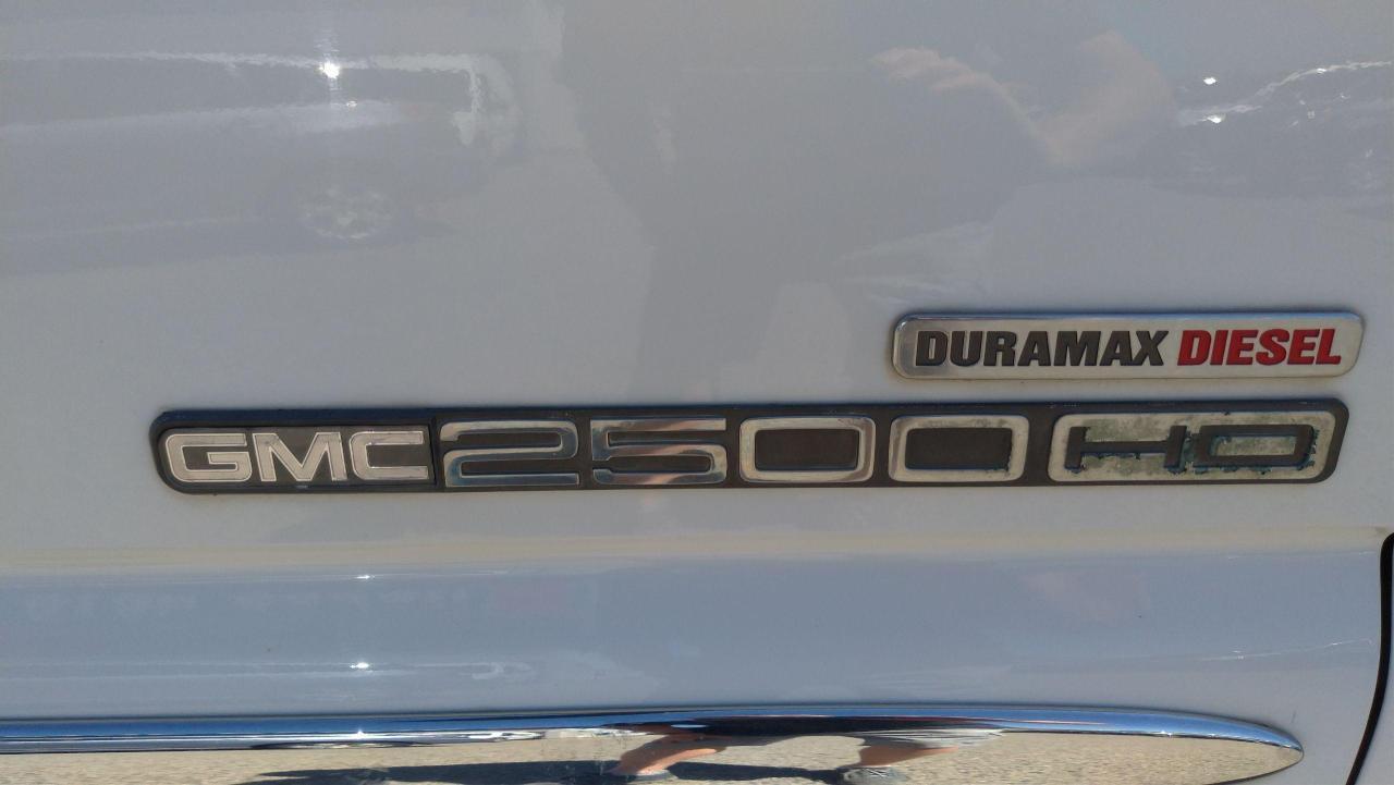 2003 GMC Sierra 2500