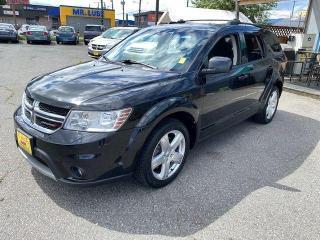 Used 2012 Dodge Journey SXT for sale in Vancouver, BC