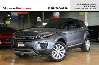 Used 2016 Land Rover Range Rover Evoque SE - NAVIGATION|BACKUP|PANOROOF|MERIDIAN for sale in North York, ON