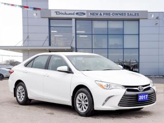 Used 2017 Toyota Camry LE BACK UP CAMERA | GREAT CONDITION for sale in Winnipeg, MB