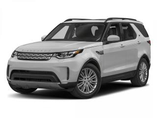 Used 2017 Land Rover Discovery HSE Luxury  SOLD! Check the 2019! for sale in Winnipeg, MB