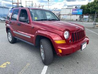 Used 2007 Jeep Liberty Sport for sale in Vancouver, BC