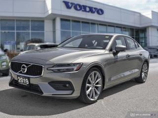 Used 2019 Volvo S60 Momentum Climate Vision and Momentum Plus! for sale in Winnipeg, MB