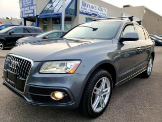 Used 2015 Audi Q5 2.0T Progressiv S-LINE|PANORAMIC|NAVIGTAION|CAMERA|CERTIFIED for sale in Concord, ON