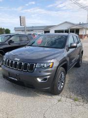 New 2021 Jeep Grand Cherokee Laredo for sale in Petrolia, ON