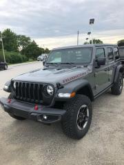 New 2021 Jeep Wrangler Unlimited Rubicon for sale in Petrolia, ON