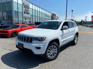 New 2021 Jeep Grand Cherokee LAREDO NAVI HEATED SEATS AUTO START 4WD for sale in Pickering, ON