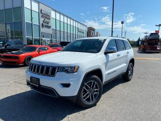 Used 2021 Jeep Grand Cherokee Limited for sale in Pickering, ON