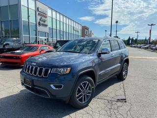 New 2021 Jeep Grand Cherokee Limited for sale in Pickering, ON