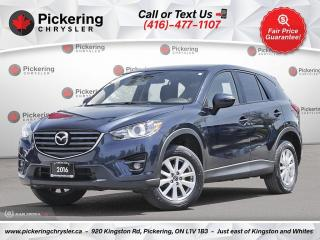Used 2016 Mazda CX-5 GS - SUNROOF/REAR CAM/HEATED SEATS/NAV for sale in Pickering, ON