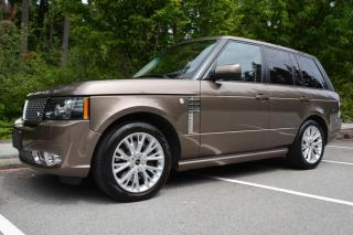Used 2012 Land Rover Range Rover Autobiography 4WD for sale in Vancouver, BC