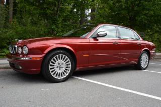 Used 2005 Jaguar XJ Vanden Plas for sale in Vancouver, BC