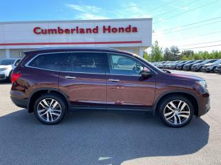 Used 2017 Honda Pilot Touring for sale in Amherst, NS