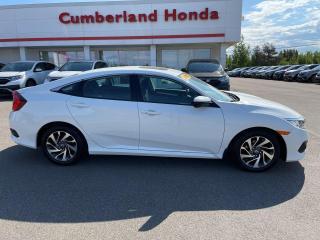 Used 2017 Honda Civic Sedan W/Honda Sensing for sale in Amherst, NS