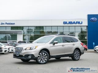 Used 2016 Subaru Outback 3.6R Limited Package w/EyeSight for sale in Port Coquitlam, BC