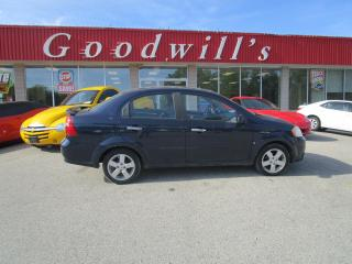 Used 2009 Pontiac G3 Wave LOW KM'S! AUTO SUNROOF! for sale in Aylmer, ON
