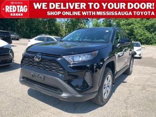 New 2021 Toyota RAV4 RAV4 AWD LE RAV4 LE AWD|APX 00 for sale in Mississauga, ON