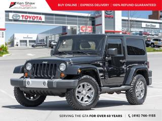 Used 2012 Jeep Wrangler for sale in Toronto, ON
