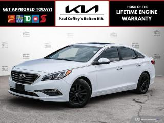 Used 2016 Hyundai Sonata GLS for sale in Bolton, ON